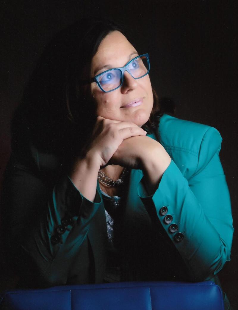 Renate Rosner im Porträt